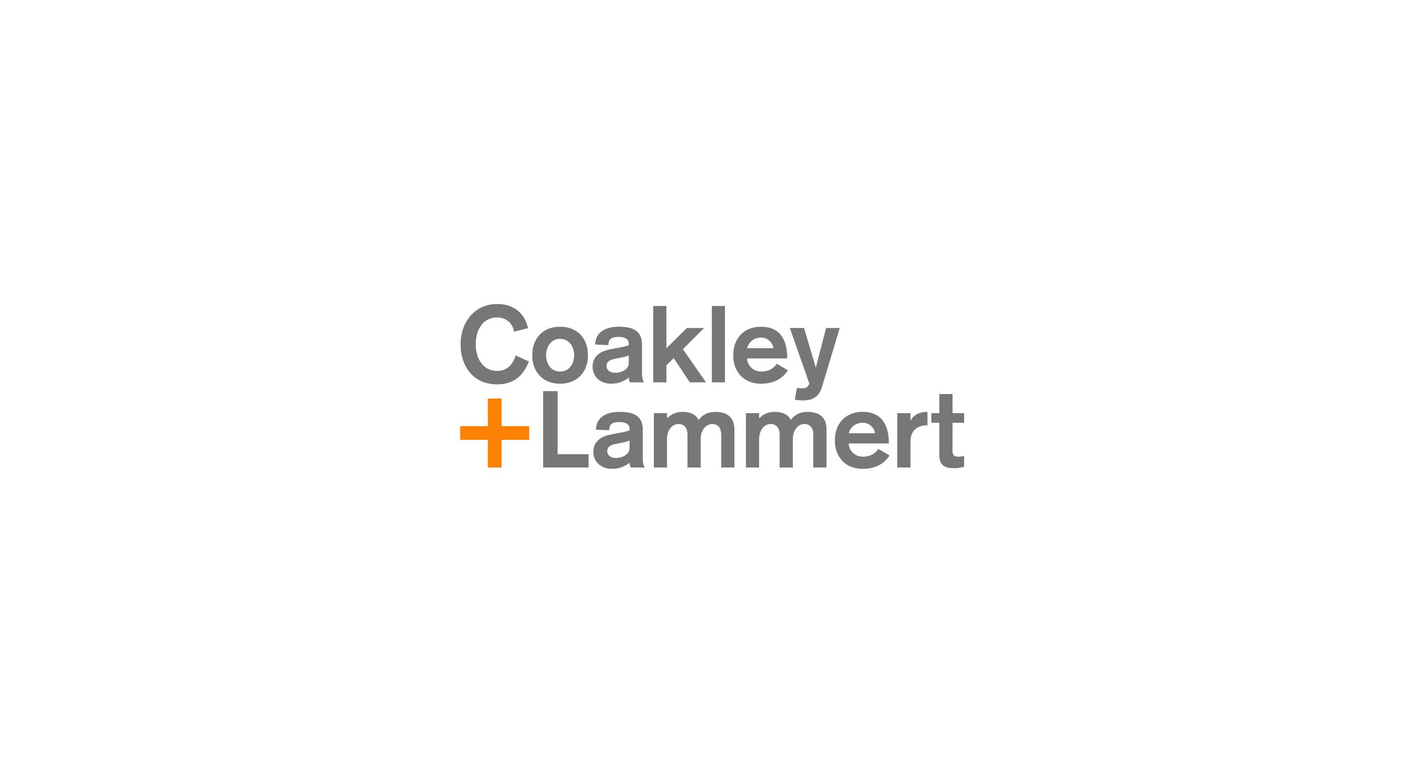 Coakley+Lammert